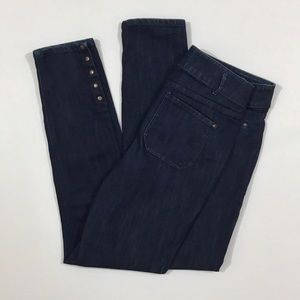 Anthropologie Leifsdottir High Rise Jeans
